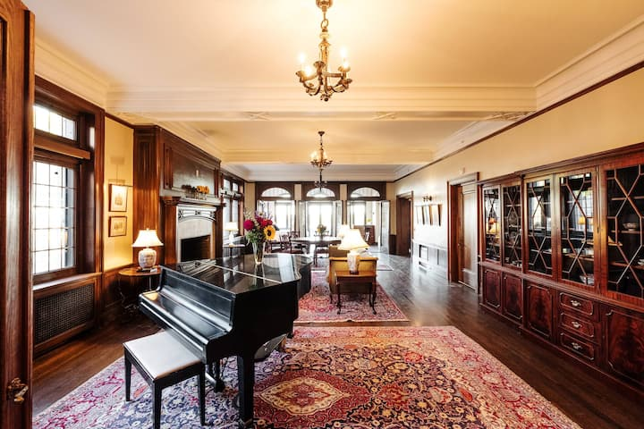 The Davidson Hotel-Suite 101