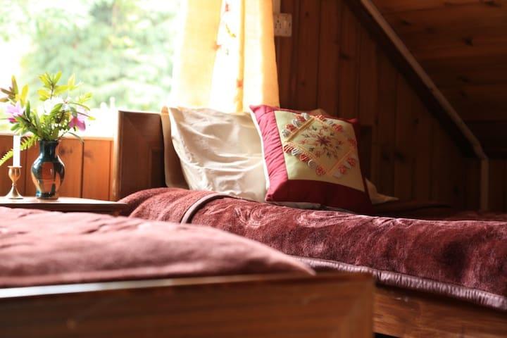 Meghmala Himalayan Homestay Attic Room
