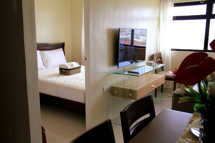 ☀New High Rise Condo 1BR w/ Netflix&WiFi in Cebu☀
