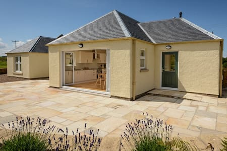 Tranquil & spacious countryside home nr Edinburgh - Casa