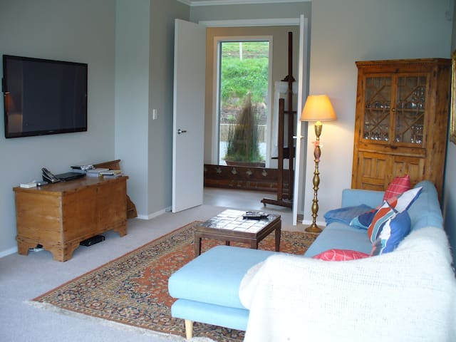 'The Willows' rural peace & comfort near Cambridge - Pukemoremore - Penzion (B&B)