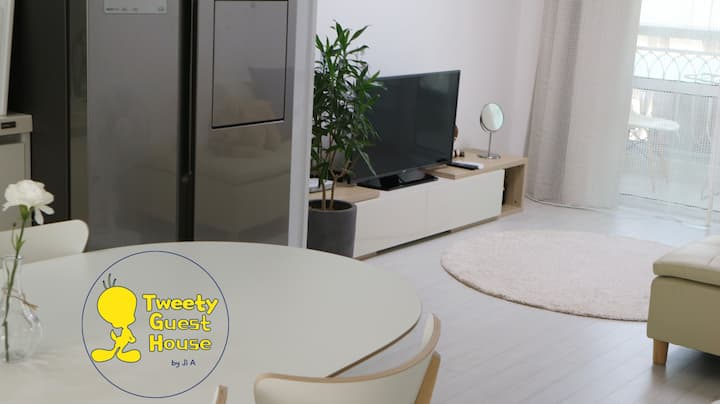 TWEETY GUEST HOUSE(A.p.t All Rooms 2 Living Room)