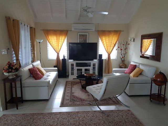 TNC Executive Villa - Coolshade, Richmond Estate
