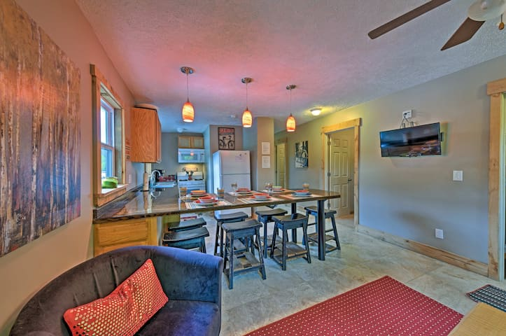 New River Gorge Cottage Near Outdoor Adventures!