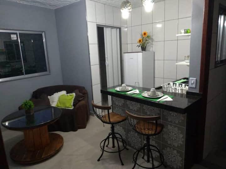 Apartamento balneário Valério