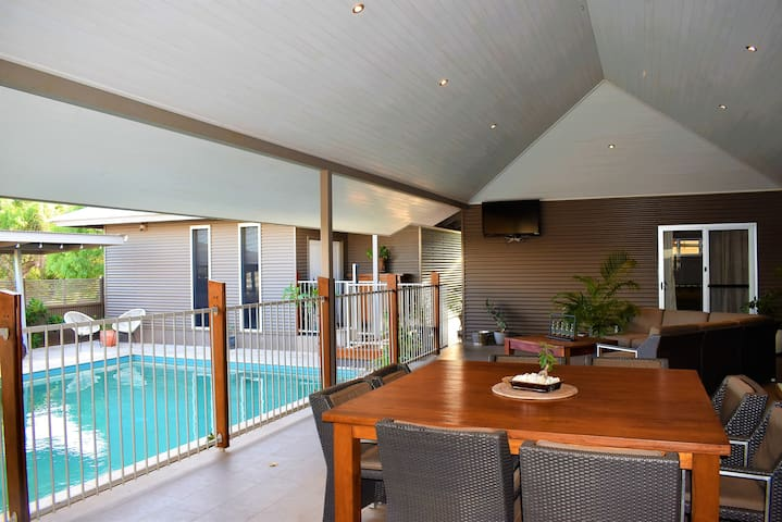 Tranquil Resort Style Sanctuary - Cable Beach