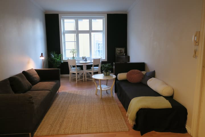 Charming apartment  right in the city center! Wifi