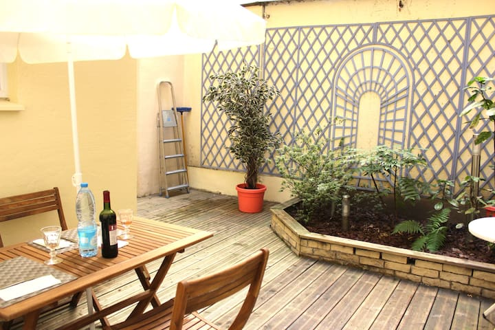 COSY AND MODERN 1 BEDROOM & TERRASSE IN NEUILLY - Neuilly-sur-Seine - Apartment
