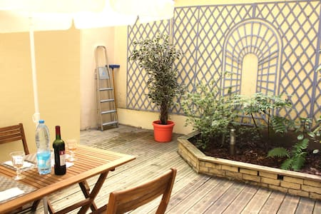░COSY AND MODERN 1 BEDROOM & TERRASSE IN NEUILLY░ - 塞纳河畔讷伊 - 公寓