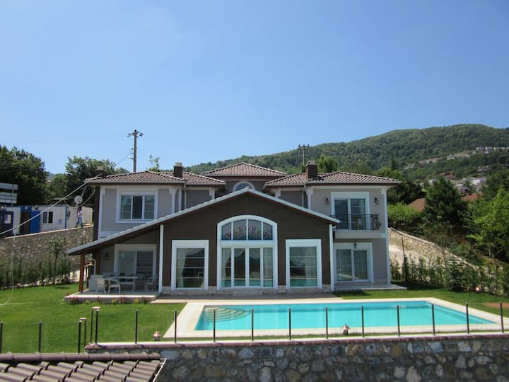 Pasha Villas Sapanca,Panoramic view