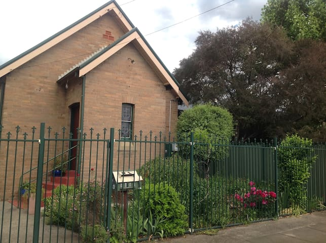 Little Church - Lithgow - Ev