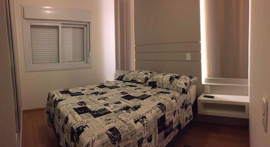 AP 2 quartos - O melhor de Gramado - Gramado - Apartment