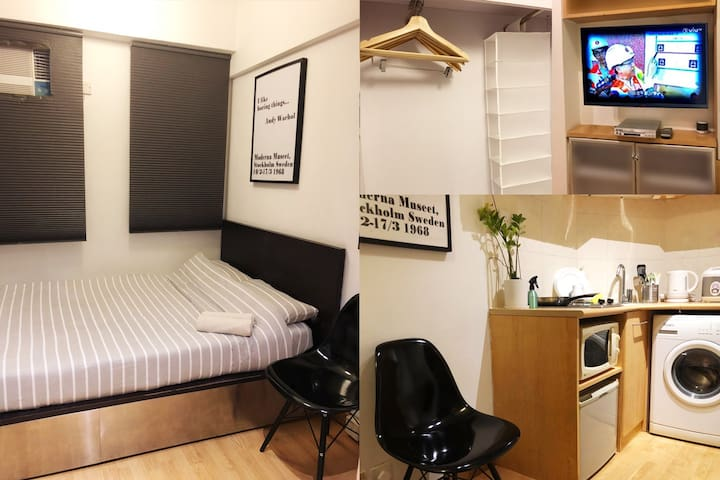 Nice Studio Apartment! Central, LKF with LIFT
