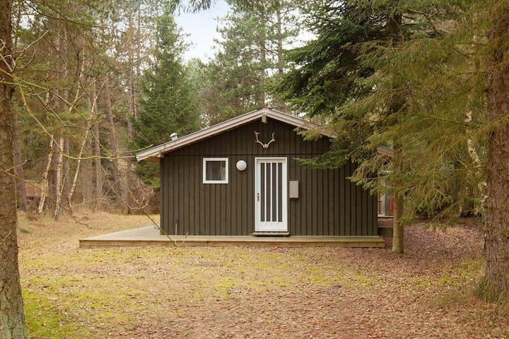 Idyllic Holiday Home in Store Fuglede Near Forest