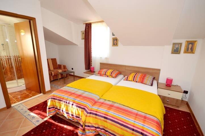 Hotel Villa Fontana - Traù - Bed & Breakfast