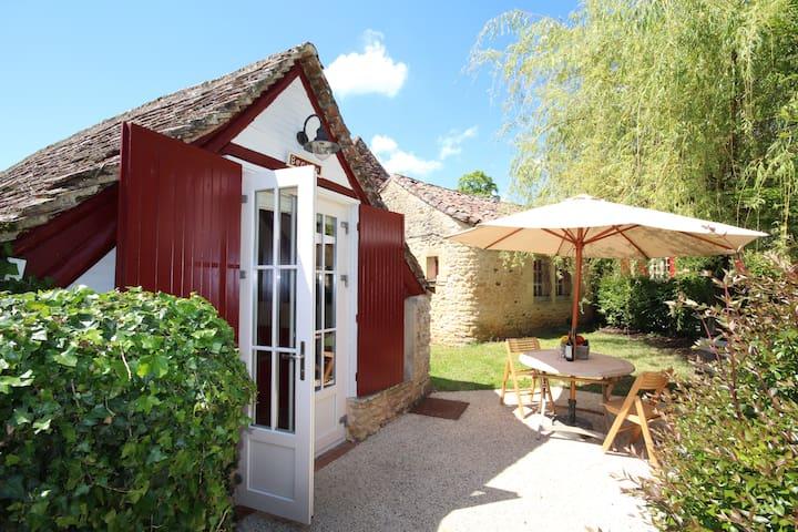 La maison du Berger au Domaine des Fargues