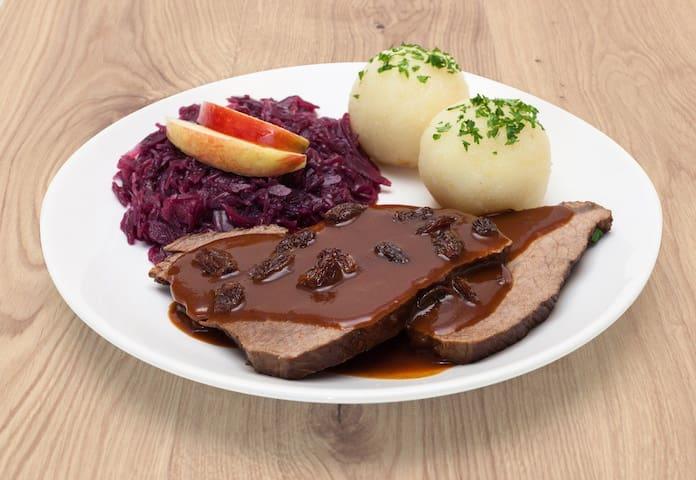 Kulinarisches in und um Beuel