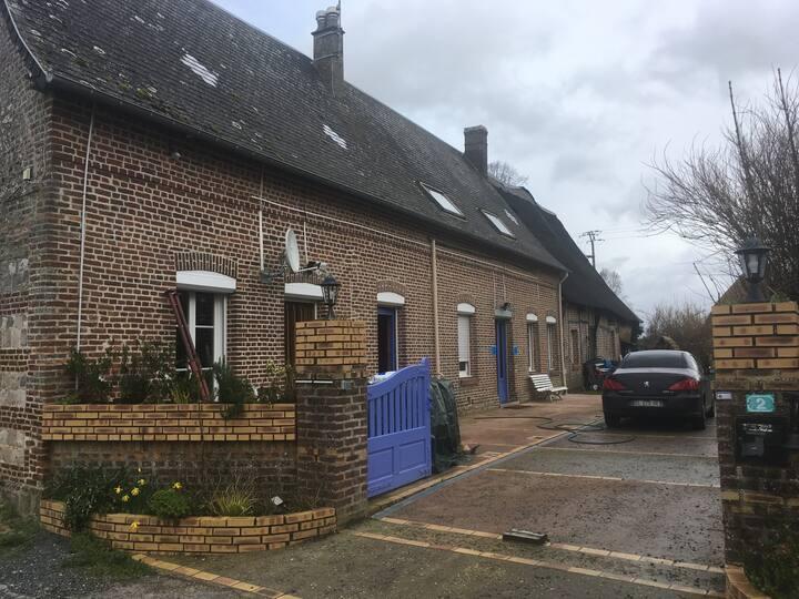 "Studio ""Cheminée Normande"""