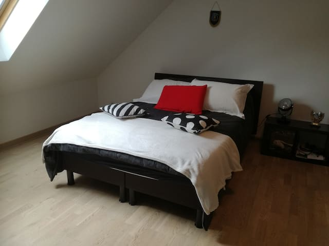 Chambre chez l'habitant (Villemeux sur Eure)