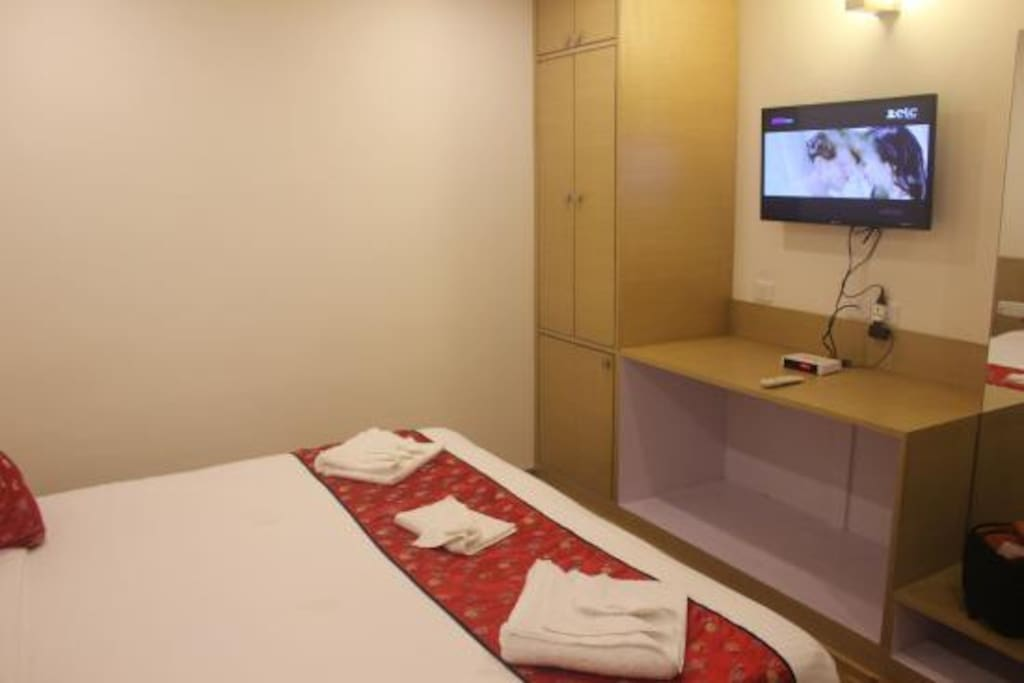 Another view of your room