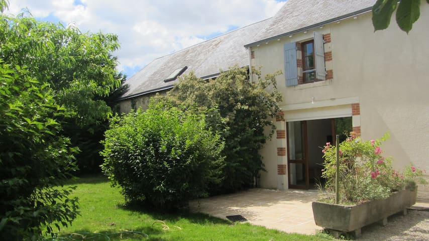 Country house - Holiday cottage in the country - Thénezay - Casa