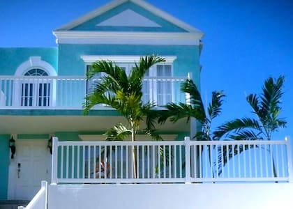 'Sunset Vista' - Negril Oceanfront Townhouse