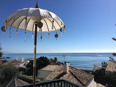 Andalusia Moroccan Beach Studio by the sea