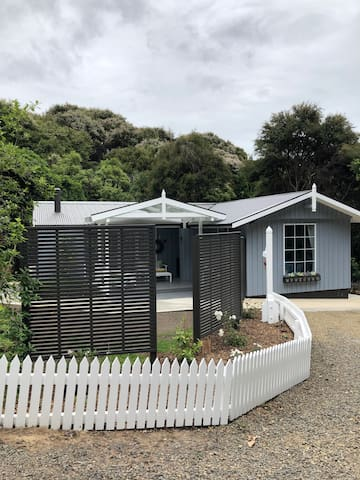 Kānuka Cottage -Tranquil and relaxing