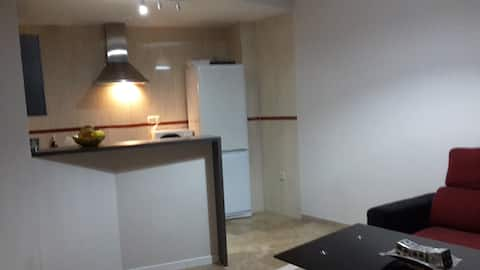 Fabuloso apartamento para visitar Granada