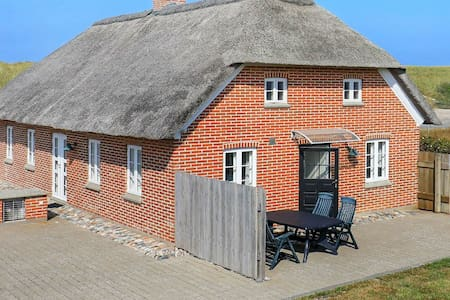 Modern Holiday Home in Bovlingbjerg Denmark with Terrace