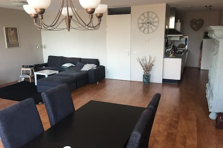 New apartment close to central station