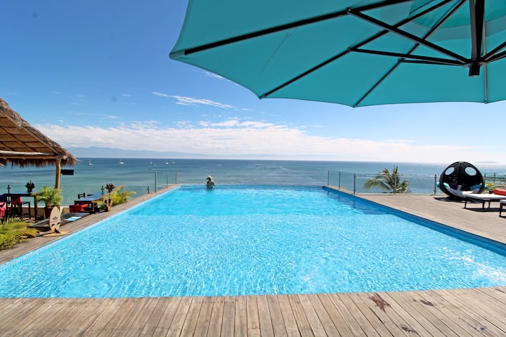 Spectacular Punta Mita 3 Bedroom Suite Beachfront