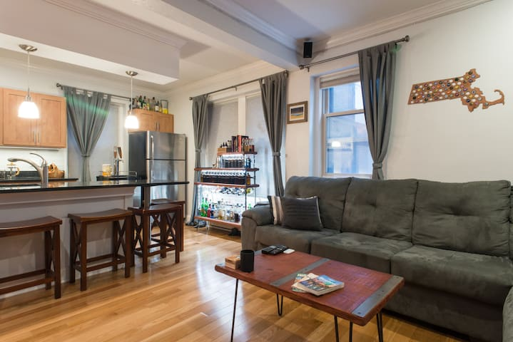 1 Bed in Historic North End on Freedom Trail
