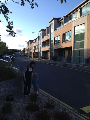 Dublin apartment. Cabinteely. 30 mins from city - Cabinteely - Appartement