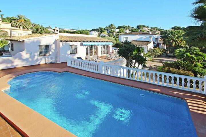4 star holiday home in Benissa