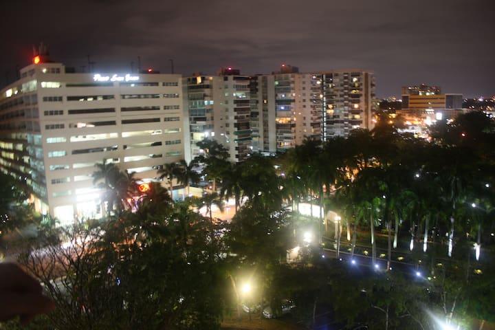 Beautiful ocean view San Juan IV-