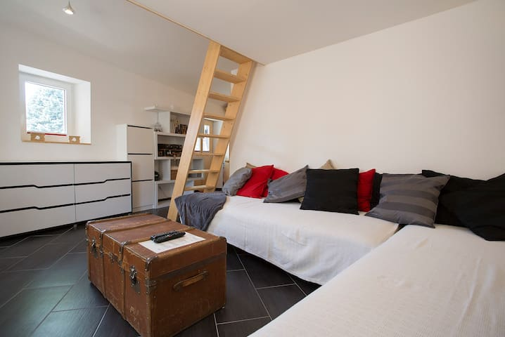 Mini maison en ville de Sierre - Sierre - Dom