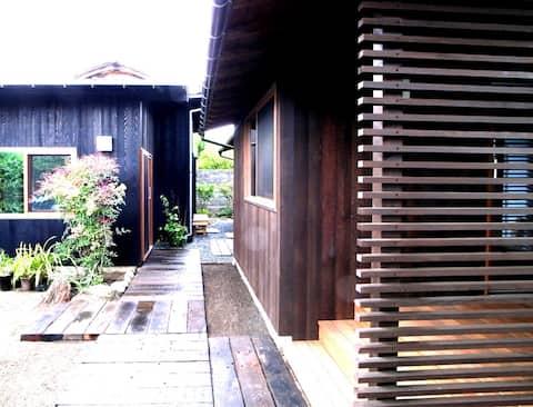Japanese Beach Cottage in SHONAN for family