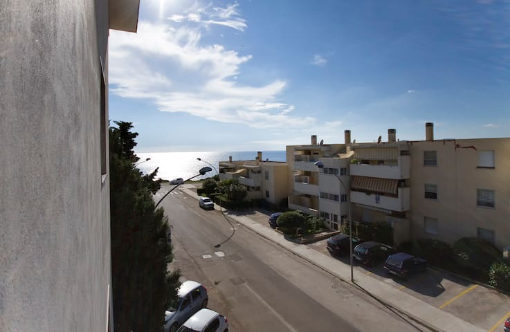 Cosy Apartment 50mt from the sea!! - Fertilia - Daire