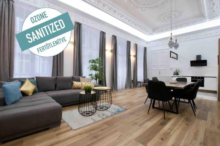 Hi5 Apartment 157 - Luxury 2 bedrooms apartment