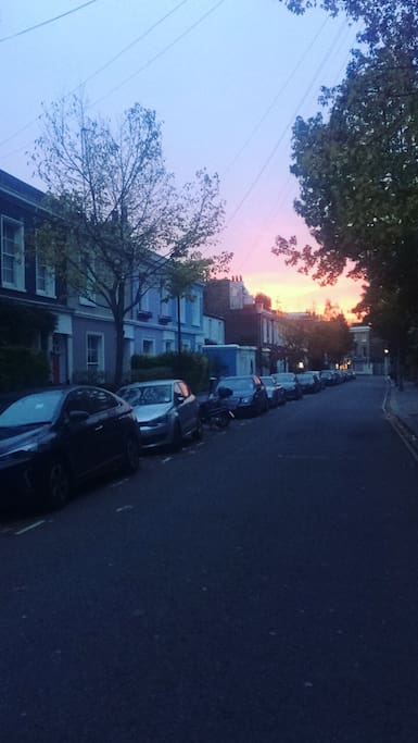 Notting Hill area