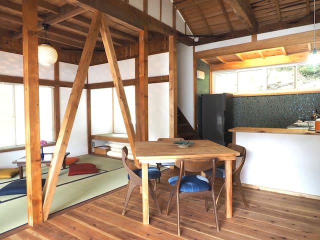 Oku Cottage, Shimoda