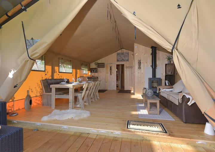 Swallows Nest Lodge at Stone Farm Rural Escapes