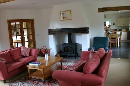 Big family / group self catering Cottage - Wickmere - Lejlighed