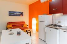 Appartamento a 800 metri dal mare