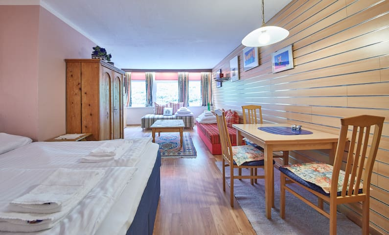 Appartements Alpin Top 16 by HolidayFlats24