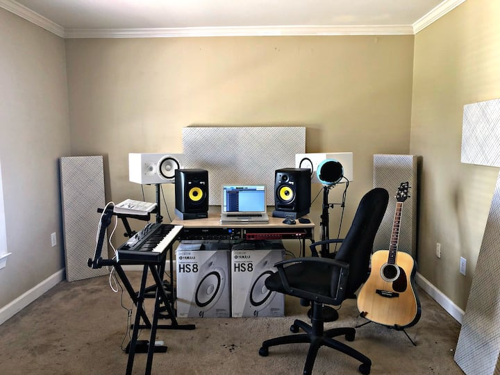Music Studio House