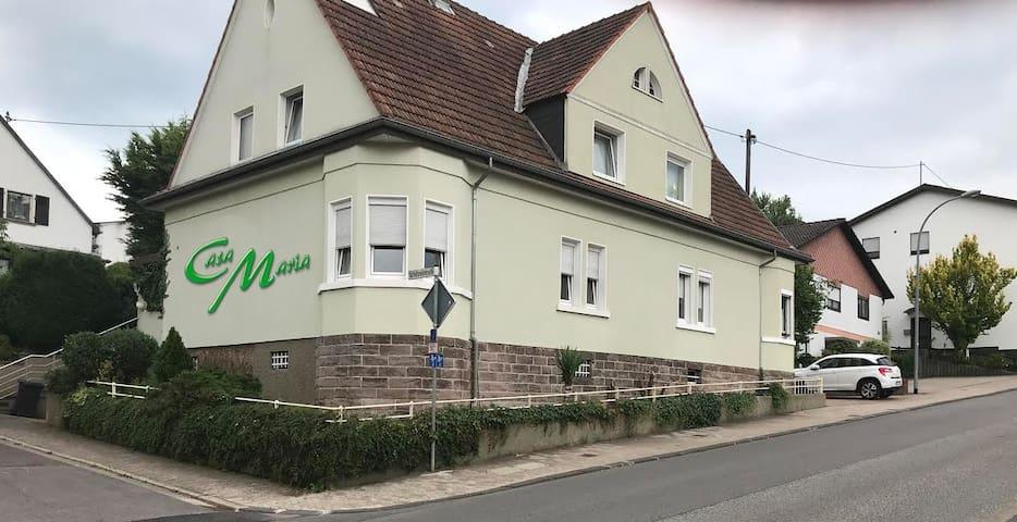 "Casa Maria St. Wendel Wohnung ""Maria"" Erdgeschoss"