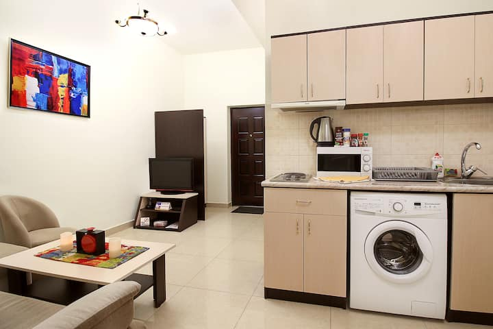 1 Bed Alley Residence New Building (14th floor)