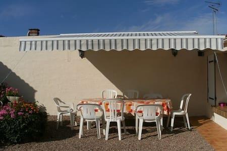 Agréable Maison de Vacances - MAIS 005 - L'Aiguillon-sur-Mer - Haus